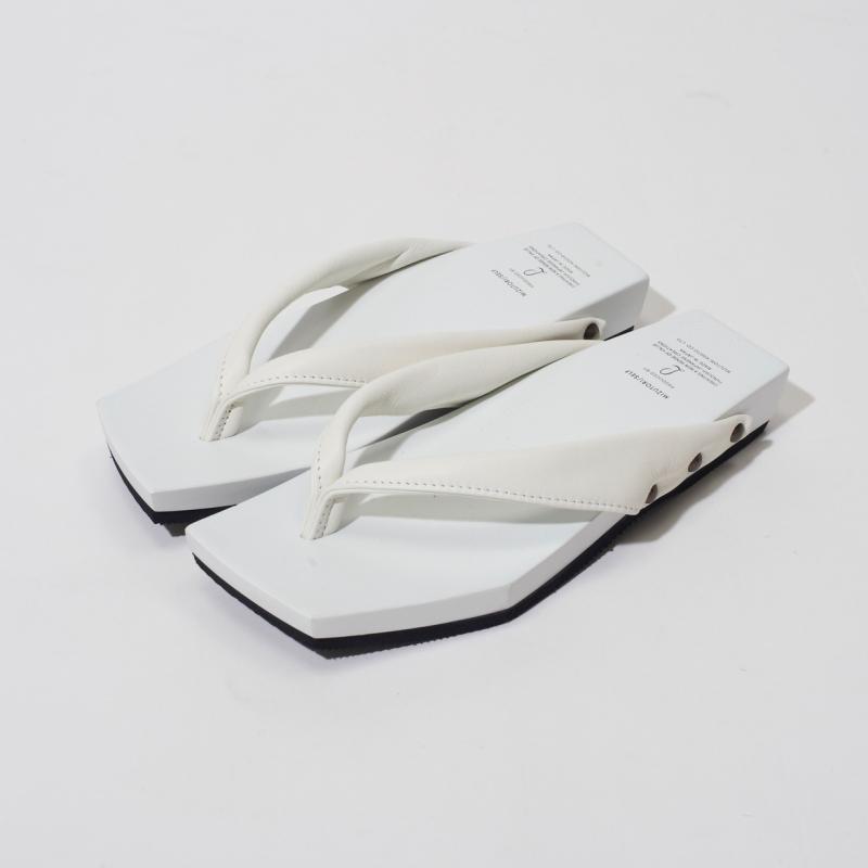 RINK-002 スムース革/ホワイト