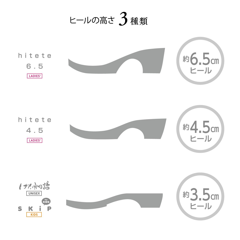 KTW-14 藍染め・レモン/紺・赤(LaMano)