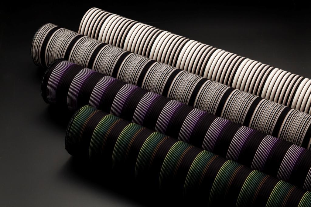 SH-17 紫流/紫(小倉 縞縞)