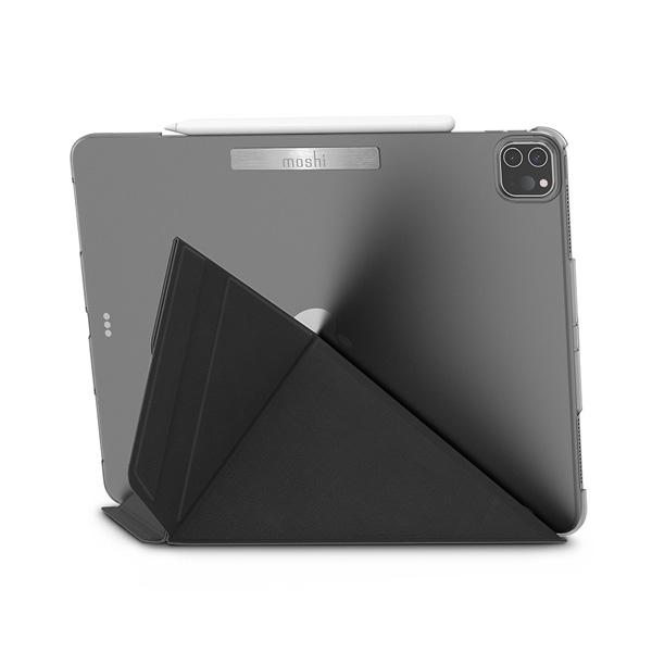 moshi VersaCover for iPad Pro 12.9inch (4th Gen.)  [iPad Pro 12.9インチ第3・4世代対応] (Metro Black)【在庫限り終了】