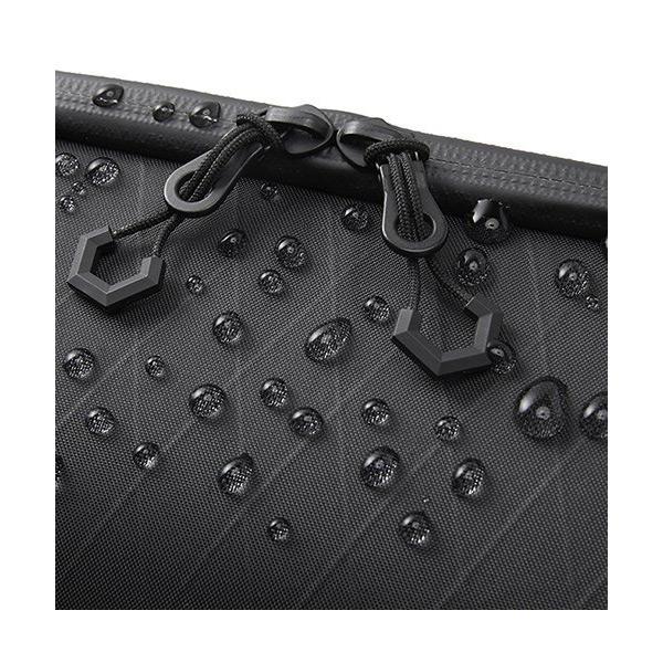 ベルーフ スリングバッグ ブラック X-PAC素材 撥水 耐久 防水 軽量 Beruf Geared URBAN EXPLORER 6.0 brf-GR21 Black 12インチ対応【ポイント10倍】【送料無料(沖縄県を除く)】