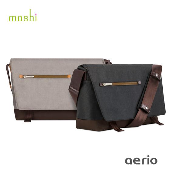 moshi Aerio Messenger Bag【ポイント10倍】【送料無料(沖縄県を除く)】