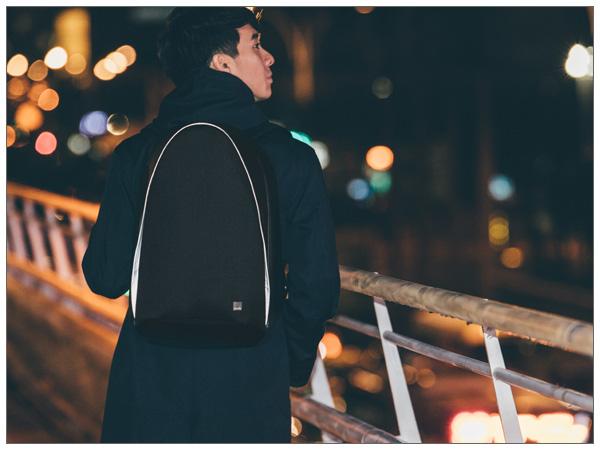 moshi Tego BackPack【ポイント10倍】【送料無料(沖縄県を除く)】