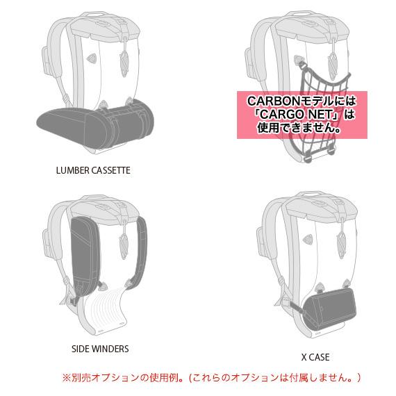 Point65 BOBLBEE 25L GTX CARBON カーボン【送料無料(沖縄県を除く)】