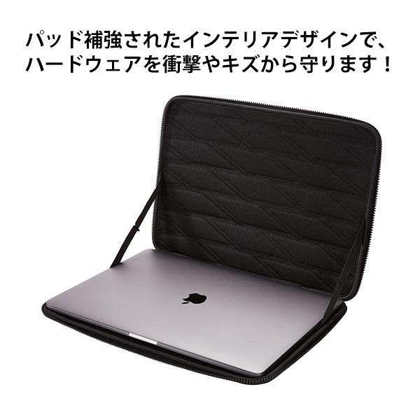 MacBook Pro 16インチまで対応 スリーブ アタッシェ スーリ ガントレット THULE Gauntlet 4 MacBook Pro Sleeve 16 (TGSE2357)