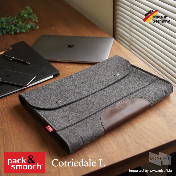 Pack&Smooch Corriedale L [パックアンドスムーチ]【送料無料(沖縄県を除く)】