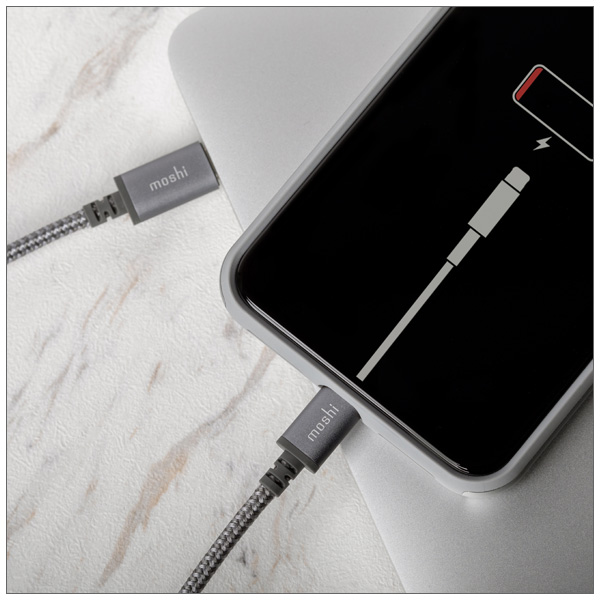moshi Integra USB-C to Lightning 1.2 m【ポイント10倍】