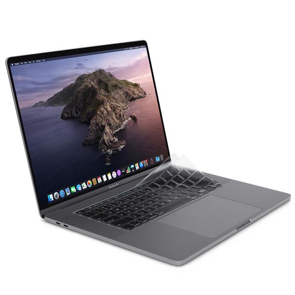 moshi Clearguard MB for MacBook Pro 16 [JIS/US/EU] (キーボードカバー) (※13インチ Mid/Late 2020にも対応)【ポイント10倍】