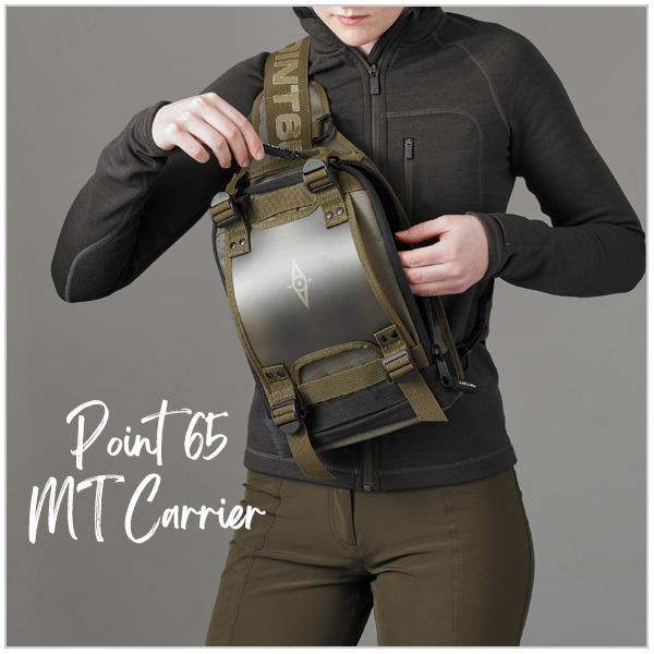 Point65 MT Carrier (ワンショルダー・クロスボディスリングバッグ)【送料無料(沖縄県を除く)】