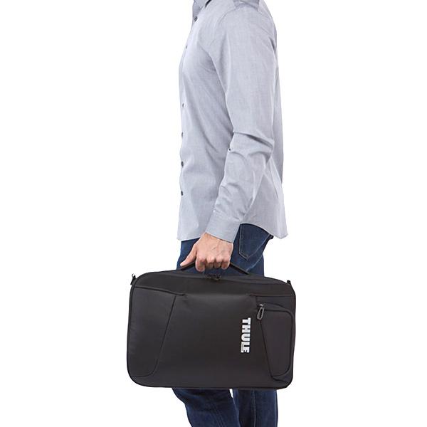THULE Accent Laptop Bag (TACLB-116) Black 3WAY スーリ アクセント ラップトップバッグ  バックパック 通勤 MacBook 15インチ対応【送料無料(沖縄県を除く)】