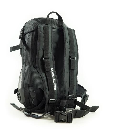 Point65 Amphib 4S (Black)【送料無料(沖縄県を除く)】