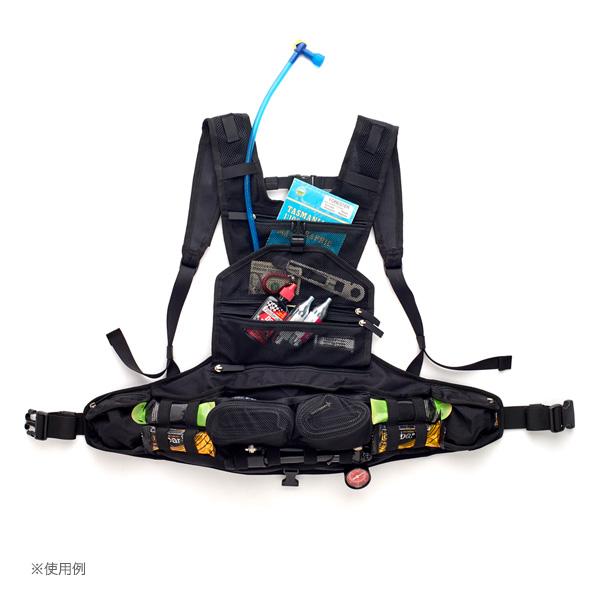 Henty Enduro Backpack (Black)【送料無料(沖縄県を除く)】