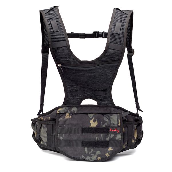 Henty Enduro Backpack (Camo)【送料無料(沖縄県を除く)】