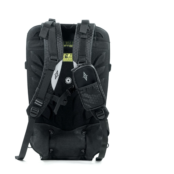 Point65 BOBLBEE 25L GTX [IGLO/DiabloRed]【送料無料(沖縄県を除く)】