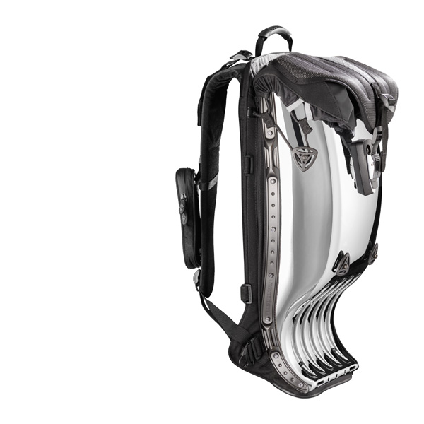 Point65 BOBLBEE 25L GTX CHROME (Limited model) (限定販売)【送料無料(沖縄県を除く)】
