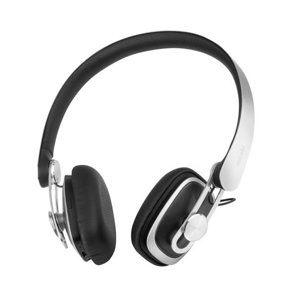 moshi Avanti Air (Jet Black) [Bluetoothワイヤレスオンイヤーヘッドホン]【ポイント10倍】【送料無料(沖縄県を除く)】