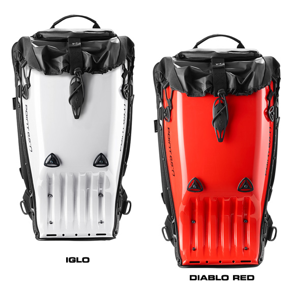 Point65 BOBLBEE 25L GT [IGLO/DiabloRed]【送料無料(沖縄県を除く)】