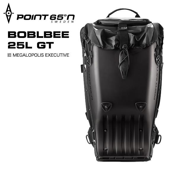 Point65 BOBLBEE 25L GT [PHANTOM / SPITFIRE/ SPIRIT/ METEOR/ LAVA/ COBALT] 【送料無料(沖縄県を除く)】