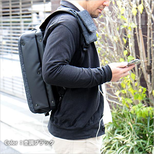 ネオプロ ビジネスバッグ コネクト 3ウェイパック Neopro Connect 2-771 3WayPack ハンド ショルダー リュック MacBook Pro 15インチ対応 通勤 通学【ポイント10倍】【送料無料(沖縄県を除く)】