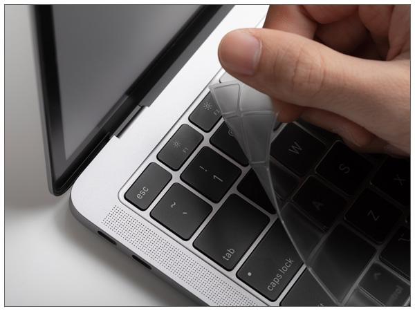 moshi Clearguard Air 13 [JIS/US/EU] (MacBook Air 13インチ(2018-2019)用キーボードカバー)【ポイント10倍】