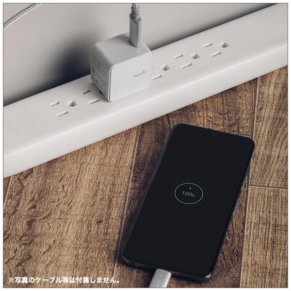 moshi Qubit USB-C Charger (18W)