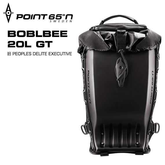 Point65 BOBLBEE 20L GT [PHANTOM / SPITFIRE / SPIRIT/ METEOR/ LAVA/ COBALT] 【送料無料(沖縄県を除く)】