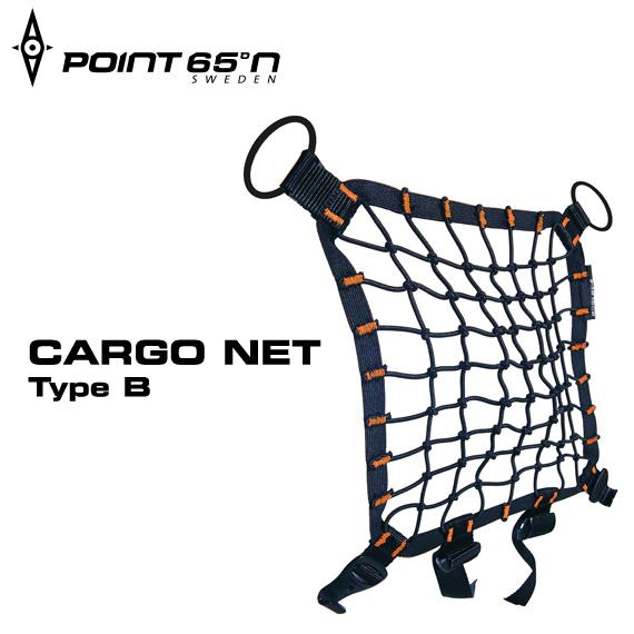 Point65 Cargo Net Type B (Black/Orange)