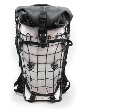Point65 Helmet Net (Boblbee 25L用)