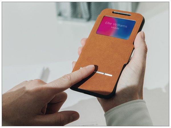 moshi SenseCover for iPhone X/ Xs