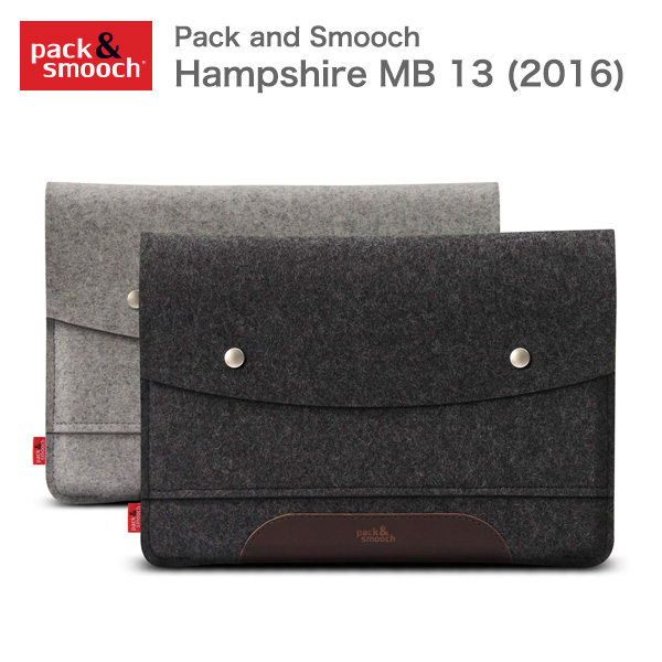 Pack&Smooch Hampshire MB 13 (2016) [パックアンドスムーチ]【送料無料(沖縄県を除く)】
