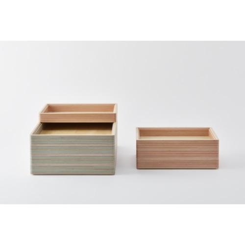 【document tray】villa [A4](bluegreen)