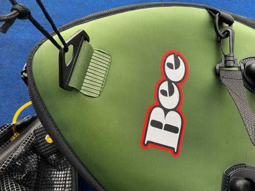 こだわりの作り「BEE ロクマル スカリ」新作グリーンカラー