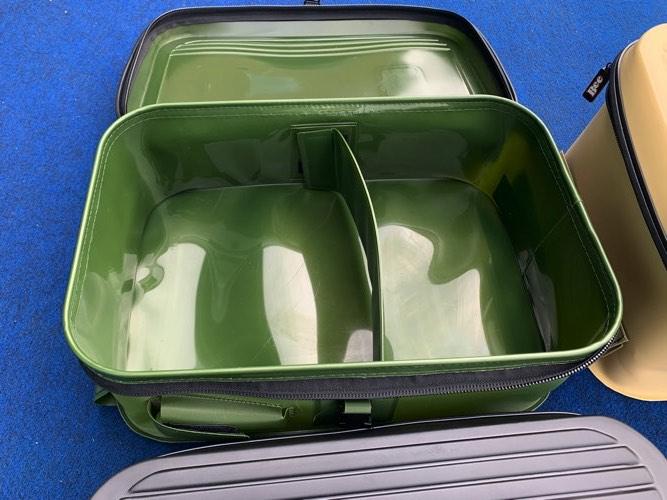 3cmの差「BEE サイドバッカンGreen40/高さ3cmアップ」Greenカラー