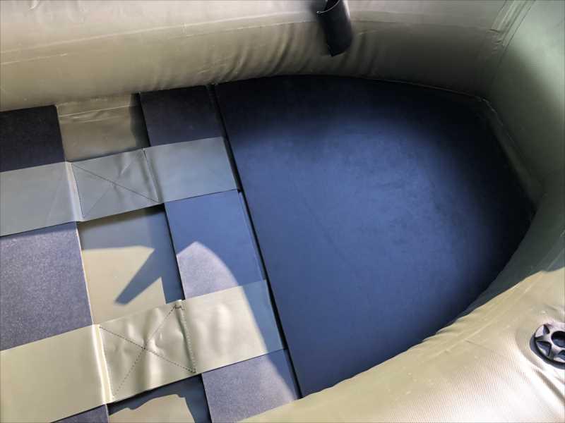 BEE D235WR/ブルー/ウッドロール床/タフボディー(熱溶着)