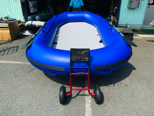 超ワイド195cm&34kg/BEE 330SW/ドーリー付/ブルーカラー限定