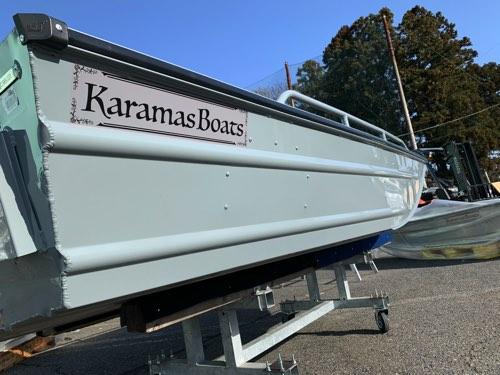 Karamas エクスプローラーKJ 330 幅140cm/グレーペイントモデル