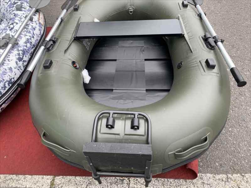 ソロアングラーにオススメ! 軽量 BEE200WR�/ODカラー