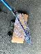 軽量350g!シリコンラバー、アルミ製ランディングネット・100cm