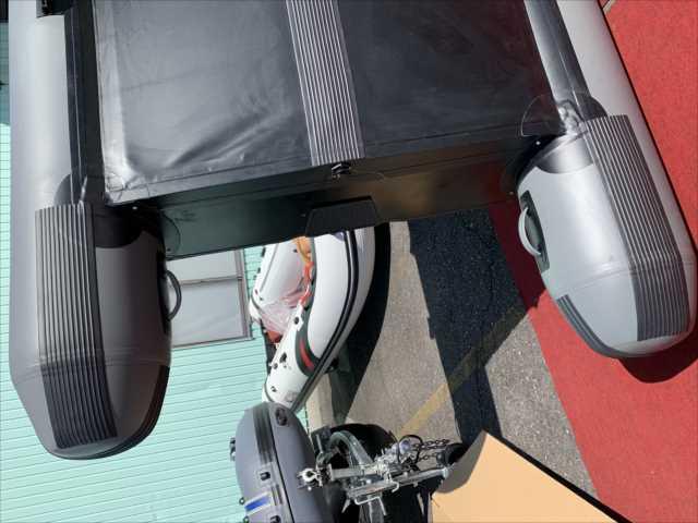 超ワイド195cm/BEE 330WTM/エアーキール付/タフボディー/座席2枚付