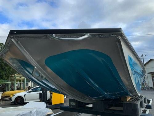4mサイズ/Karamas KJ400 エクスプローラー/予備検査付/
