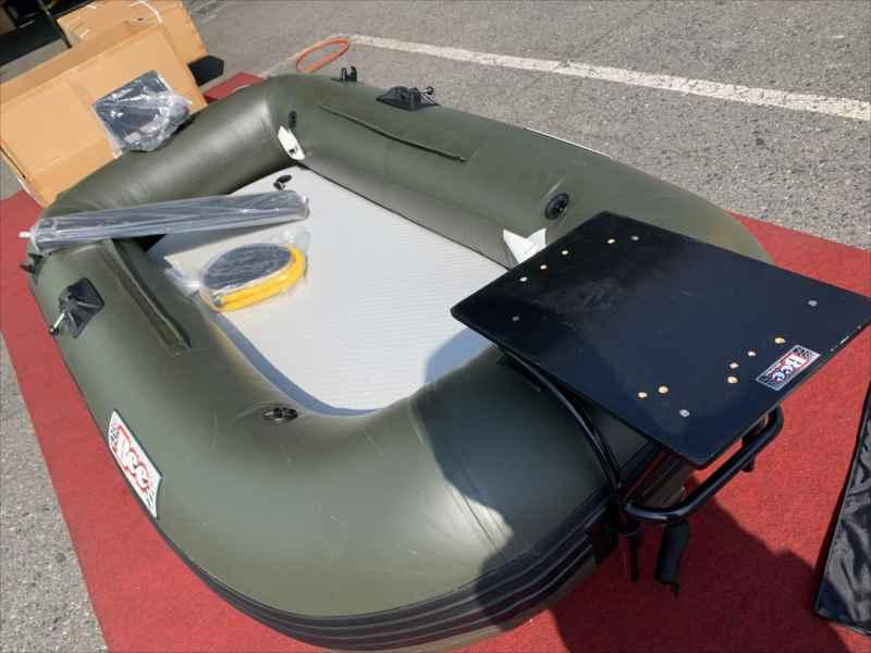 待望のODカラー/D235AM/高圧エアーマット装着/タフボディー/オリーブドラブ入荷
