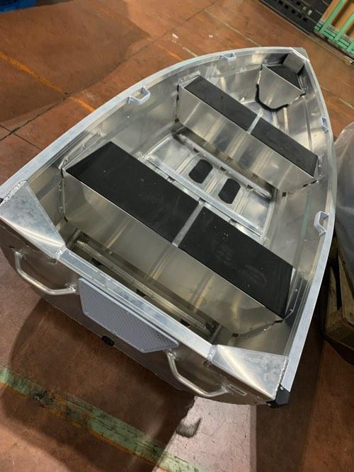 新型/Karamas 330SV/フラットV/アルミカラー