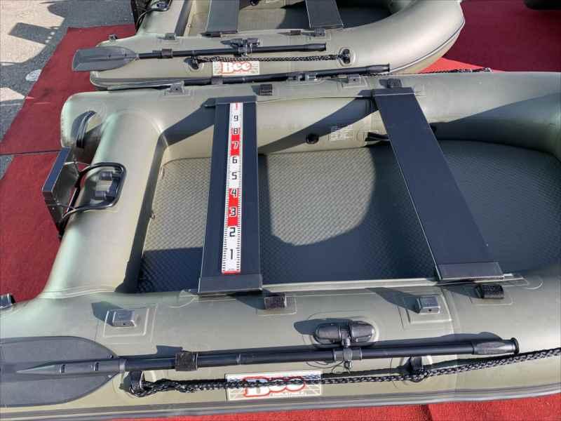 こだわりの一人乗り艇/BEE 245ARワイドボデイー/ODカラー
