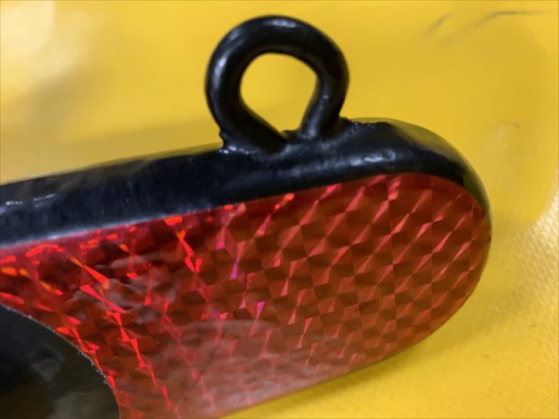 3種の形状/全15アイテム/BEEダウンリガー用ウエイト/重さは1.8〜6.7kg