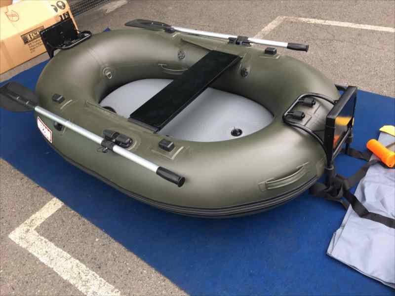 1人乗りエアーマット仕様/ベストセラー艇/BEE200AR�