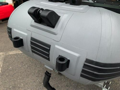 軽量!エアーキール&ロングボディー/BEE250TM-35cm
