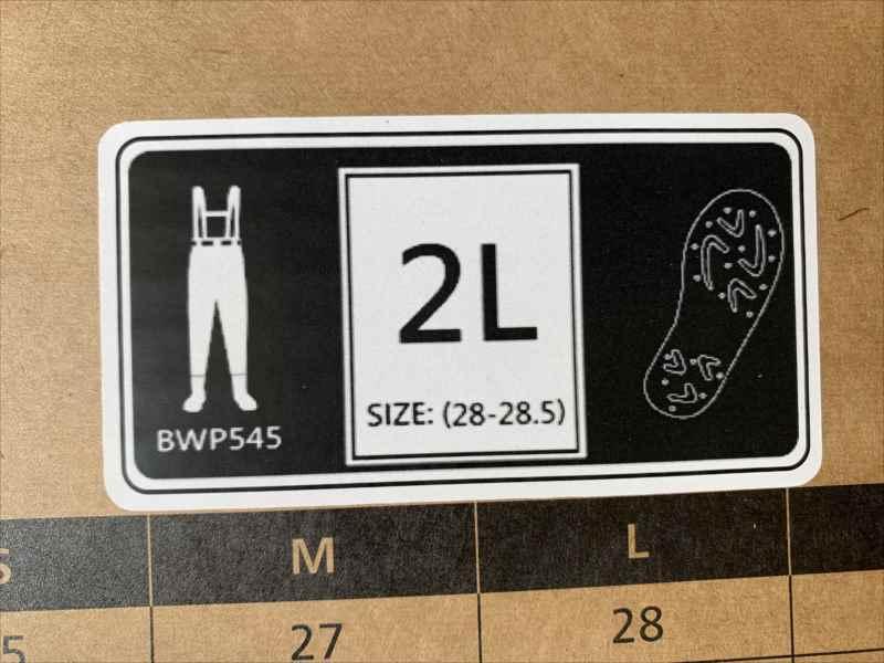 PVC製ブッシュ対応/BEE BWP ウエダー/3つのソールから選択