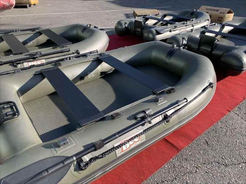 BEE 265AR/エアートランサム艇/ODカラー