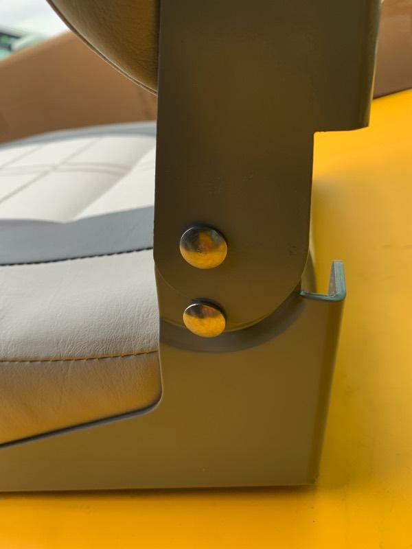 あらゆるボートにマッチ!高品質!ハイバックシート/85236各カラー