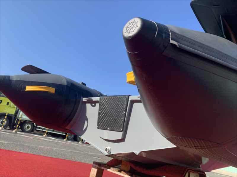 船体補強に貼付け、BEEバンパーシート(幅23cm/20cm/15cm/7cm)全国送料500円!